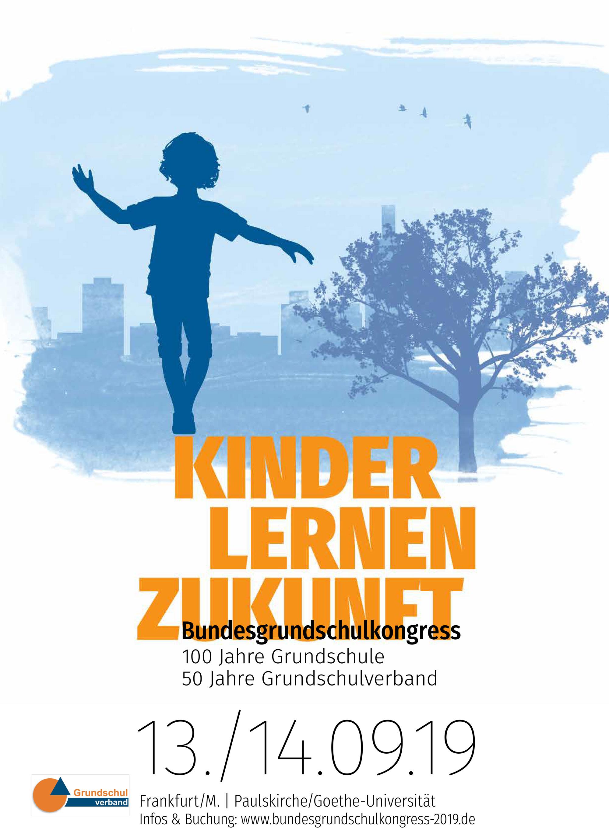 Plakat Bundesgrundschulkongress